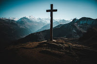 Cross - Photo by Timeo Buehrer on Unsplash