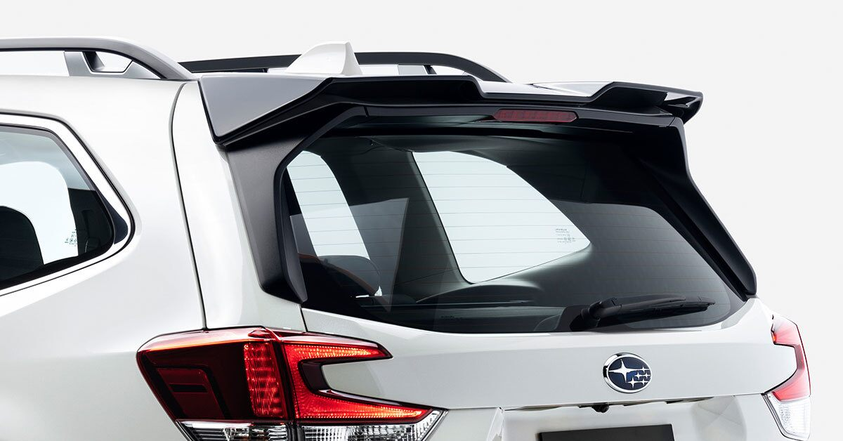 Subaru Việt Nam ra mắt bộ phụ kiện đặc biệt, giá 109 triệu đồng