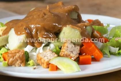 Gado Gado, Salad Indonesia yang Mendunia