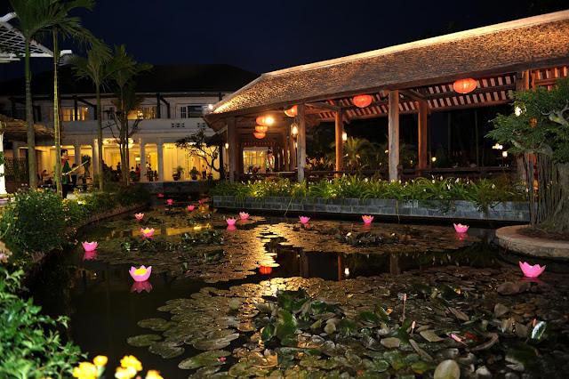 Nhà hàng 5 sao Sen Tây Hồ