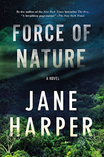 Jane Harper's Falk series