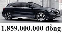 Giá xe Mercedes GLA 250 4MATIC 2020