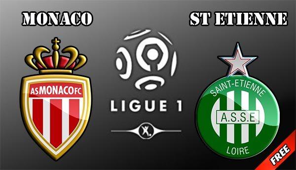 Prediksi Liga 1 Perancis St Etienne vs Monaco 29 September 2018 Pukul 01.45 WIB