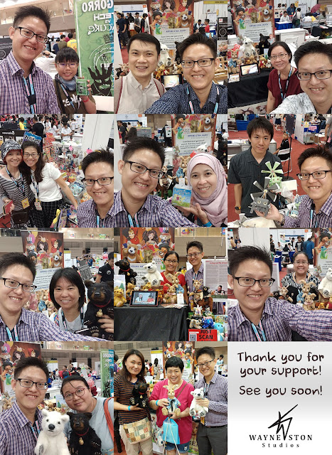 Thank you for coming to Maker Faire 2018!