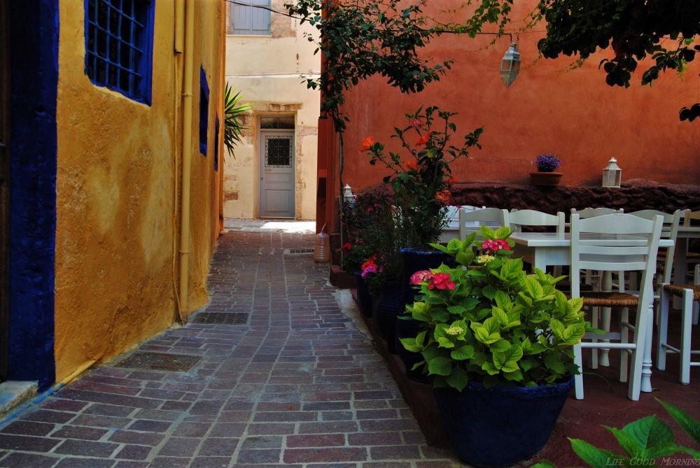 Kreta  - w poszukiwaniu bliskości