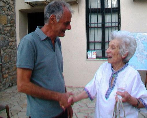 Γιάννης Γκιόλας: Απόδοση φόρου τιμής στην μεγάλη η Ερμιονίτισσα λαϊκή ζωγράφο Ανθούλα Λαζαρίδου