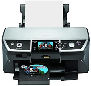 Epson Stylus Photo R380 Printer Drivers Download