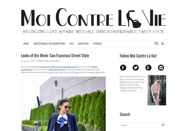Moi Contre La Vie - SF Blogger Street Style