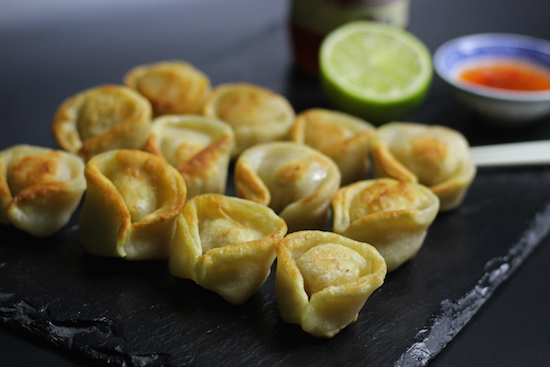 Simple wonton recipe UK