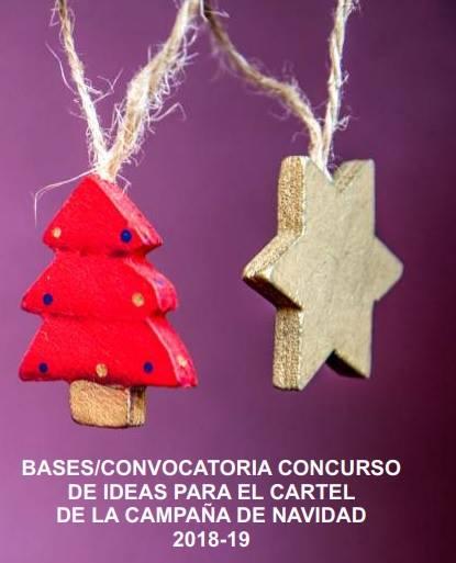 Concurso de Ideas para el Cartel de Navidad Antequera 2018