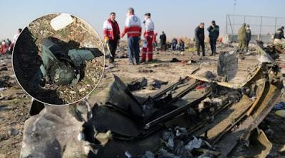 Самолета МАУ в Тегеране могли сбить российской ракетой - СНБО