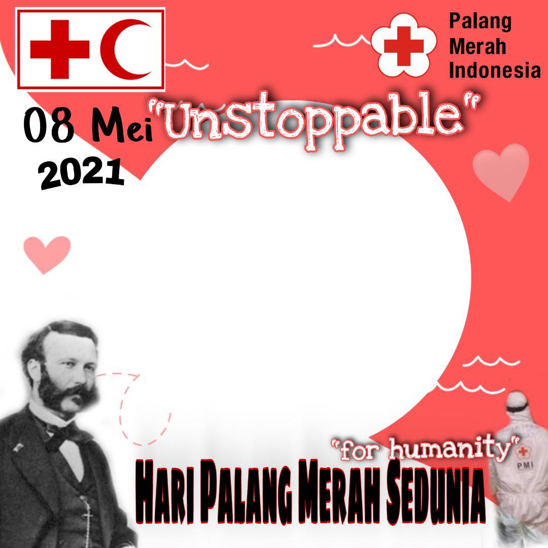 Link Twibbon Hari Palang Merah Sedunia 2021