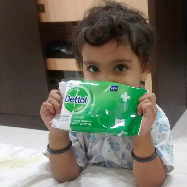 Dettol Multi-Use Wipes Product Review