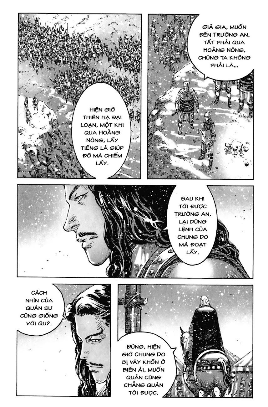 Hỏa phụng liêu nguyên Chương 446: Hủ mộc tàng trùng [Remake] trang 10
