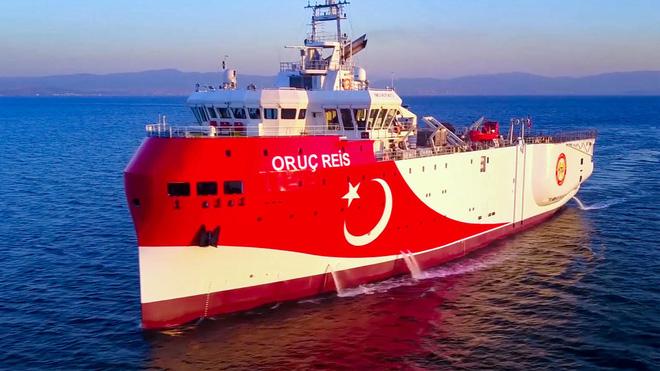 Địa Trung Hải nóng rực, Thổ Nhĩ Kỳ - Hy Lạp đối đầu nghẹt thở: Pháp sẽ tham chiến?