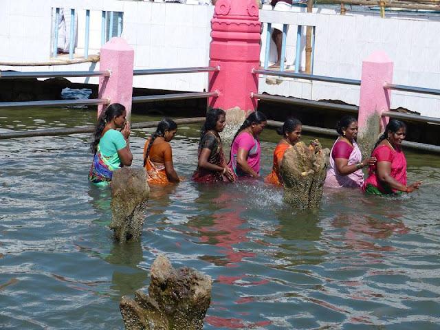 pèlerinage tamil nadu
