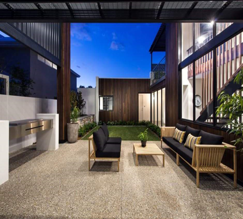 Terrace is the outdoor and indoor living space in our home and a great place for relaxation after busy days; it's also favorite eating spot especially during summer. To all terrace lovers who have plan to build or renovate their terrace, here are some modern terrace  design and ideas that makes you feels like in vacation and its surely amaze and blow your mind.