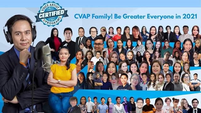 CVAP, Voice Artists, Pocholo Gonzales