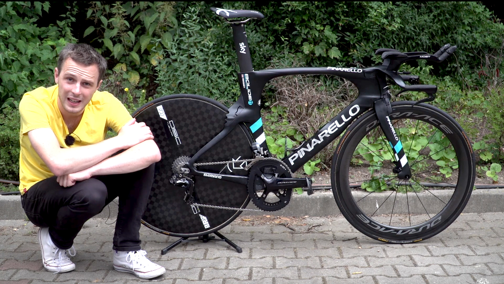 Chris Froome S Pinarello Bolide Time Trial Bike