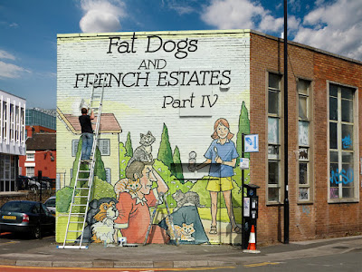 Launching Fat Dogs and French Estates Part IV