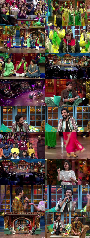 Screen Shot Of The Kapil Sharma Show 13th July 2019 Season 02 Episode 56 300MB Watch Online