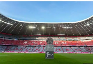 German Bundesliga to be first major football league to played behind closed door