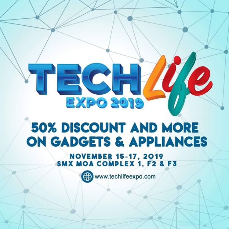 Enjoy a Tech-Integrated Living with TechLife Expo 2019