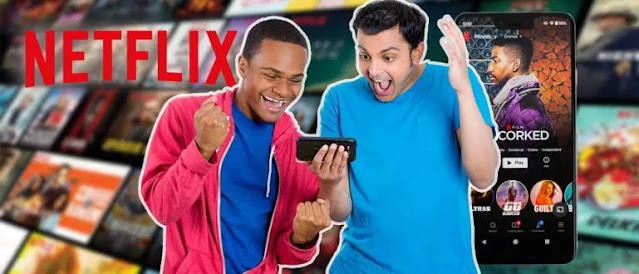 Download the latest Netflix MOD APK 2021, Watch Free without Ads!