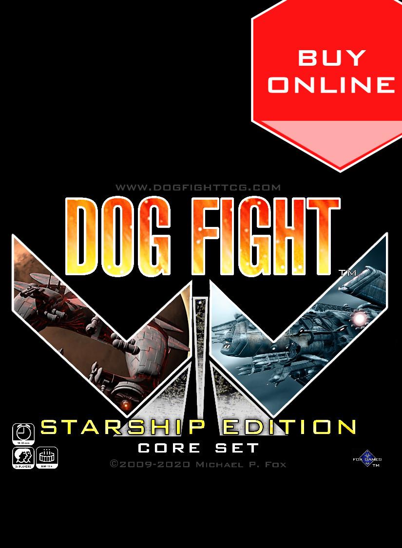 Dog Fight: Starship Edition Core Set