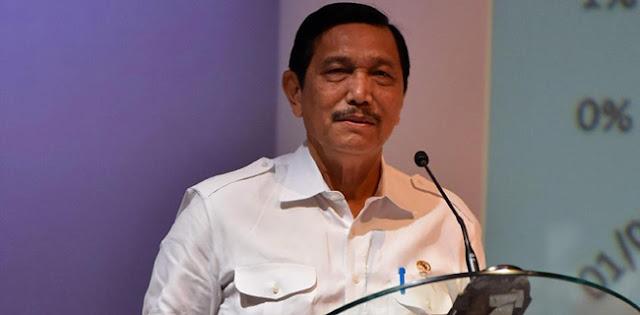 Pengamat: Luhut Jangan Langkahi Kewenangan Presiden Jokowi!
