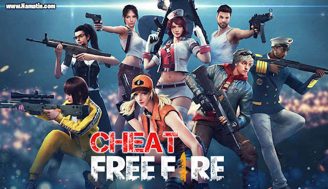Cheat Free Fire Android Terbaru