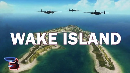 Battlefield V adds Wake Island map
