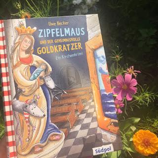 Kinderbuch Vorlesebuch Zipfelmaus Kirchenkrimi Gartenkrimi Kinderkrimi
