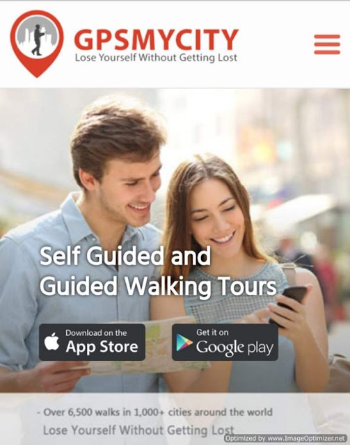 GPS Guided Tour