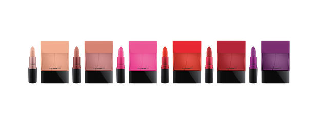 The MAC Shadescents collection. Photo: Courtesy of MAC Cosmetics