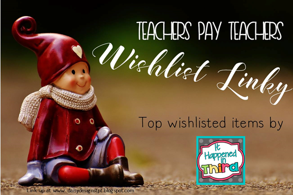 Learn about the top wishlisted items at It Happened in 3rd!