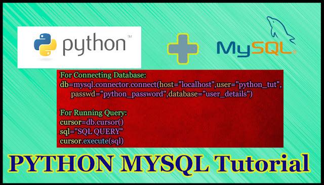 Python MySql Tutorial Part 14