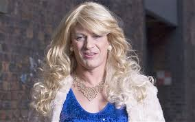Sean Bean won an Emmy for his role as transsexual Simon Gaskell in Jimmy McGovern's Accused