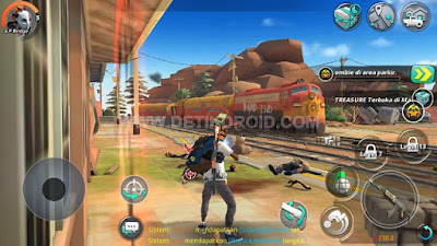 Dead Rivals Zombie MMO APK