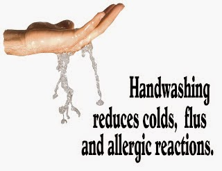 Avoiding Milk Blog: Shaking Hands, and Washing Hands