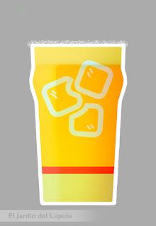 Cóctel con cerveza: Michelada