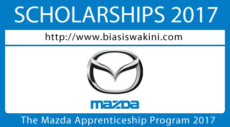 Mazda Apprenticeship Program 2017