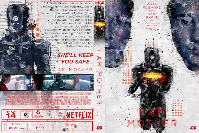 I Am Mother DVD Cover