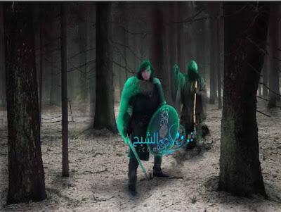 المحارب الشجاع - الجزء الثالث