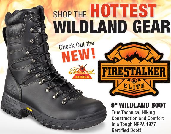46fba63f37c On Scene: NEW: FireStalker Boots in Men's & Women's