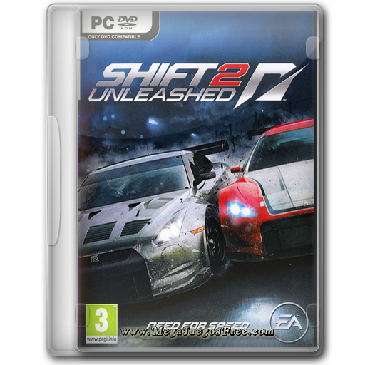 Need for Speed Shift 2 Full Español