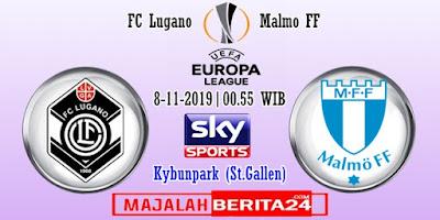 Prediksi Lugano vs Malmo — 8 November 2019
