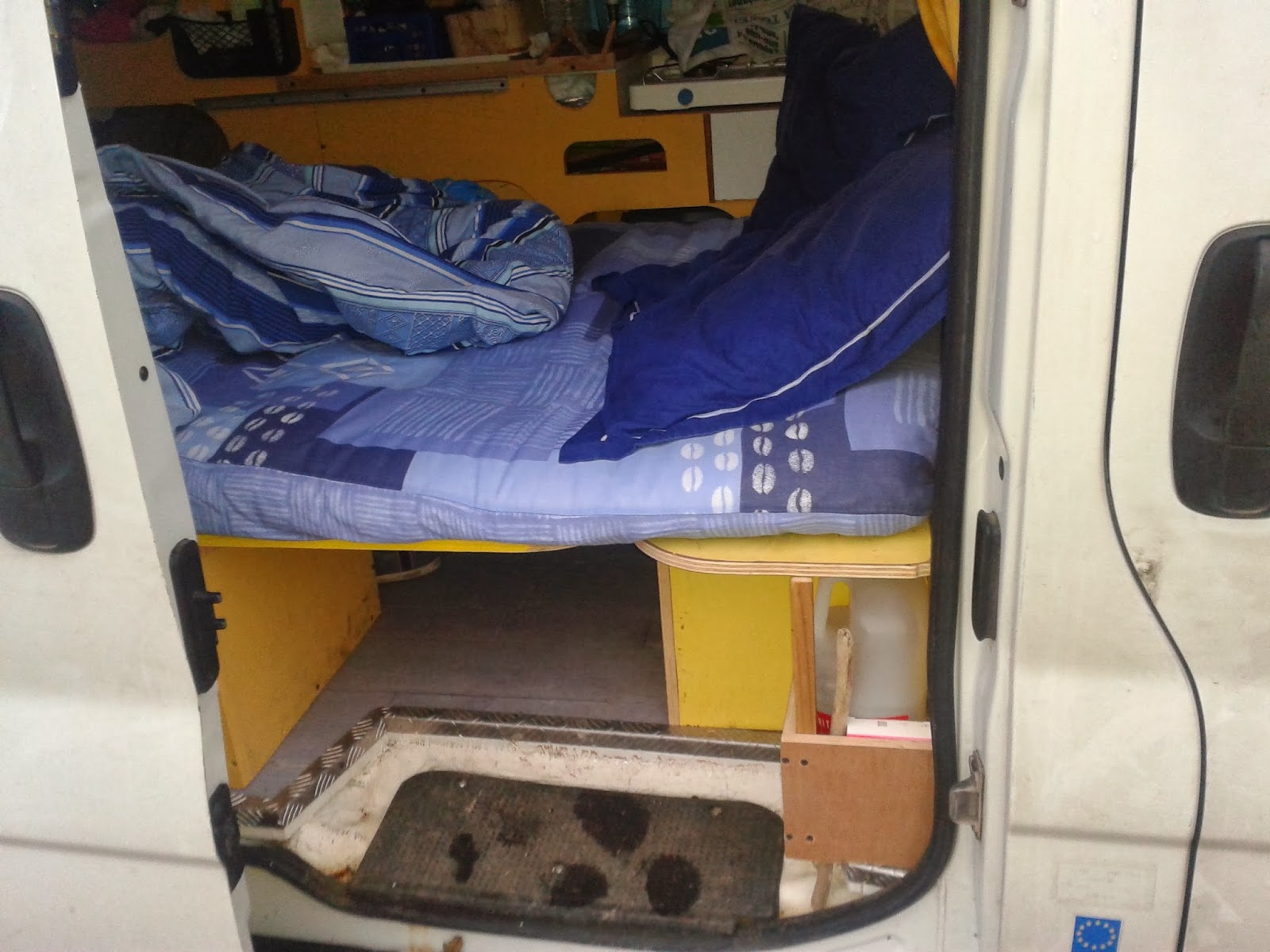 A Thank You To Our Lovely Customers In France Who Took The Time Send These Pic S Showing How They Have Utilised One Of Monk Futon Bed Rolls