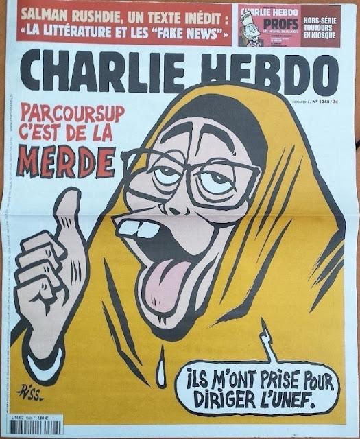 Surat Kabar Charlie Hebdo Bikin Ulah Lagi