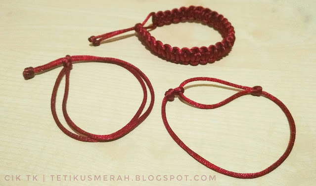 3 bracelet